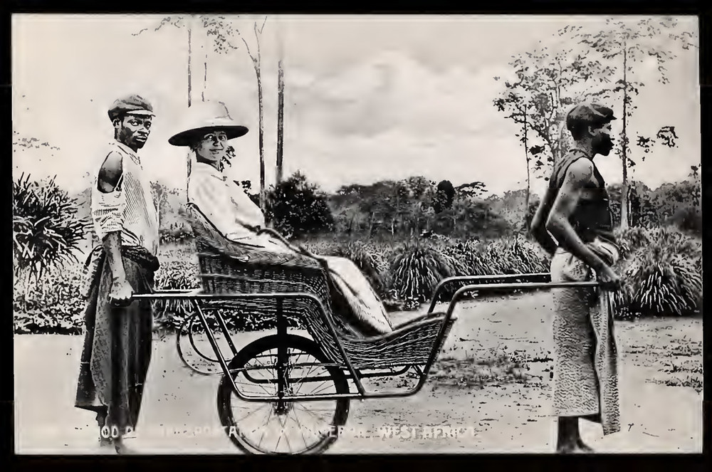 Postcards / Photos of West Africa